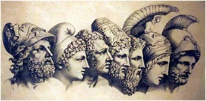 filósofos griegos historia
