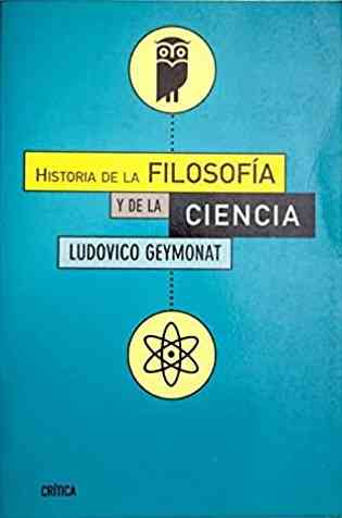 historia de la filosofía y de la ciencia pdf gratis